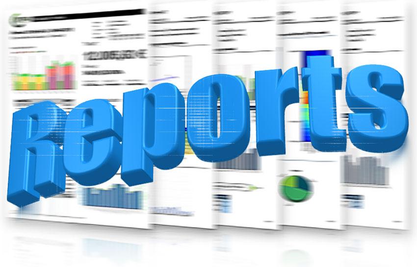 Урок VII: Отчёты